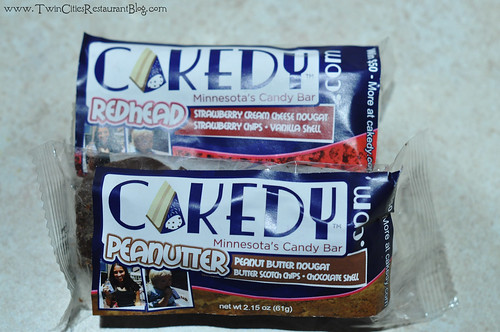 Cakedy Candy Bars