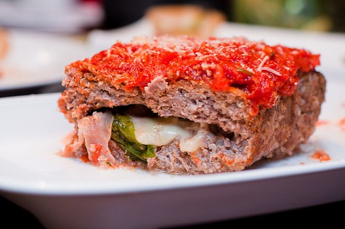 Italian Stuffed Meatloaf