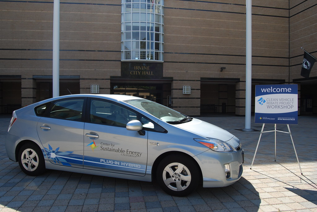 Prius City Hall