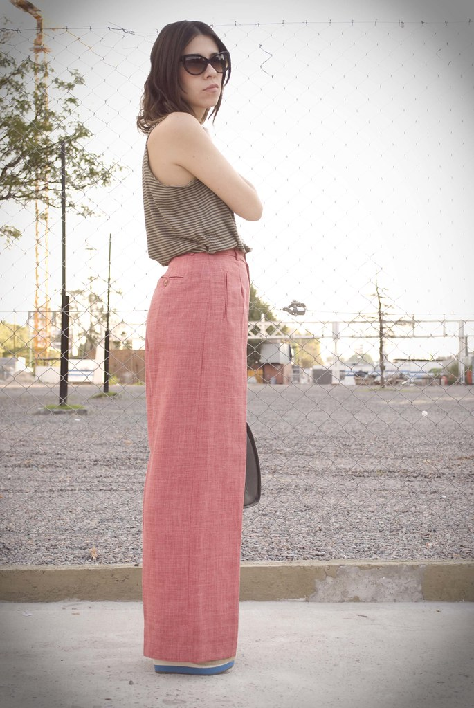 Pink pants 1