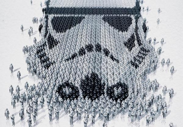 Star Wars Identities - Posters  Stormtrooper