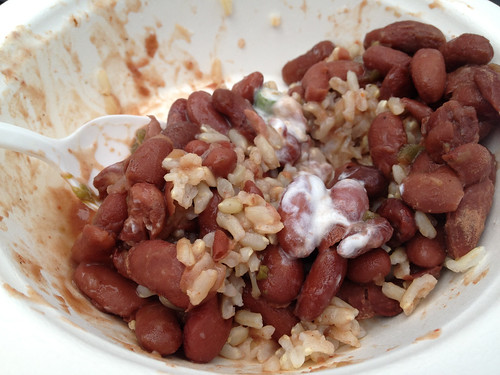 Red Beans and Rice from Ragin' Cajun Gumbo