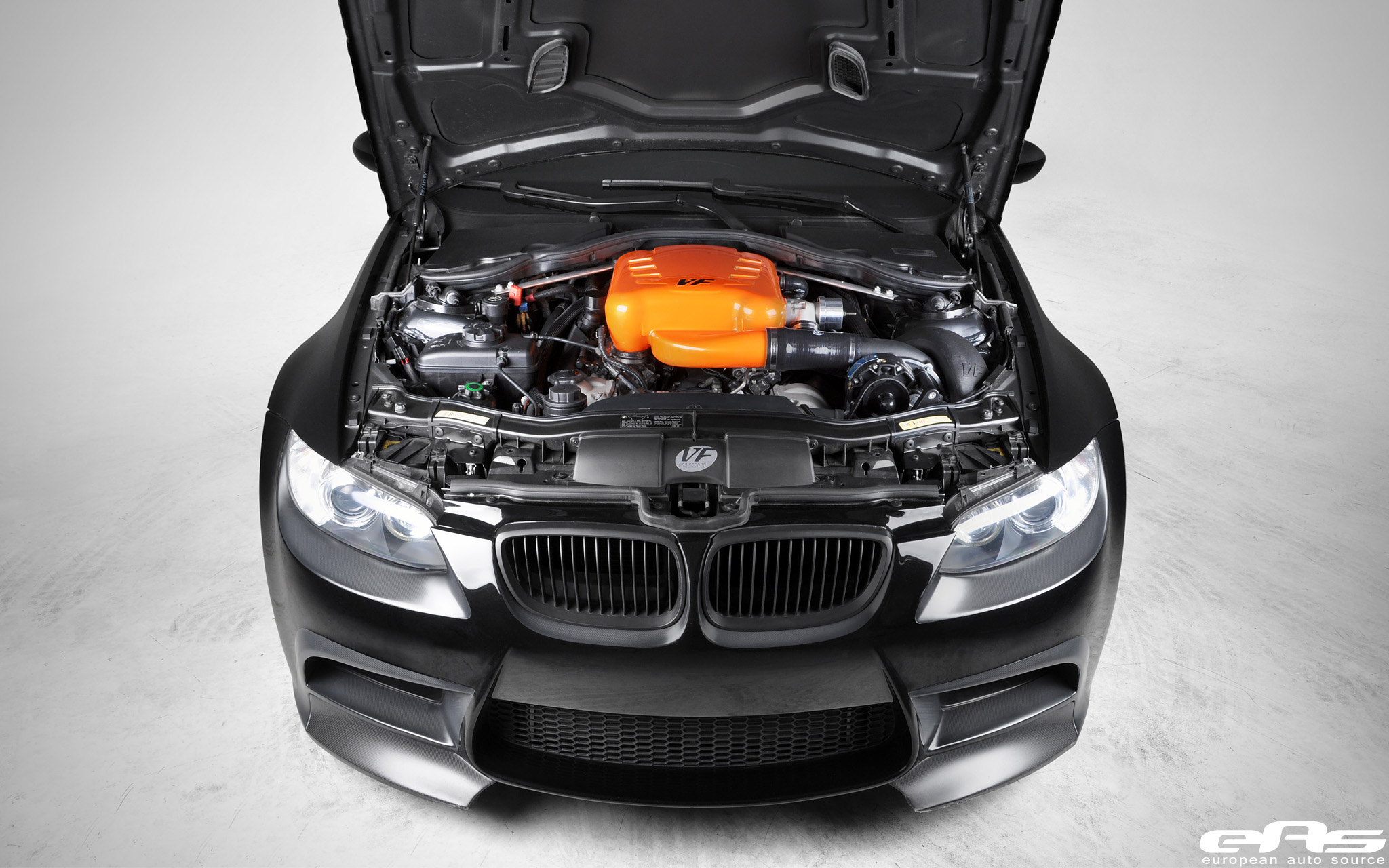Orange Fever S Vf620 Supercharged E90 M3 Hits The Streets Bmw Performance Parts Amp Services