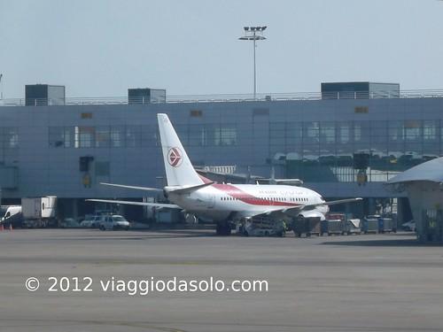 B737 Air Algerie