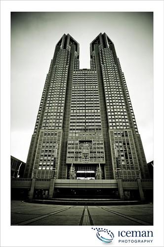 Tokyo Metropolitan Goverment Building  103