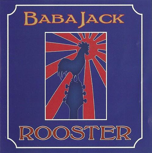 Babajack Rooster CD Cover