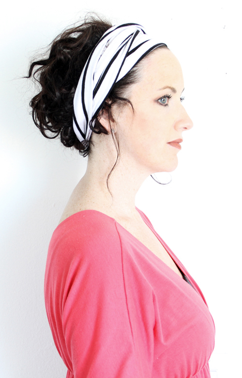 Make Turban Headband Turban Style Headbands so