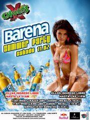 Barena Summer Party!!! Sabado 11