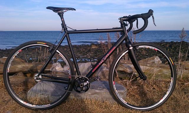 single speed commuter bike with brazeons triathlon forum. Black Bedroom Furniture Sets. Home Design Ideas