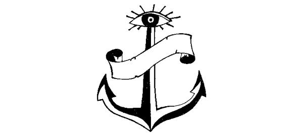 sailor tattoo stamp