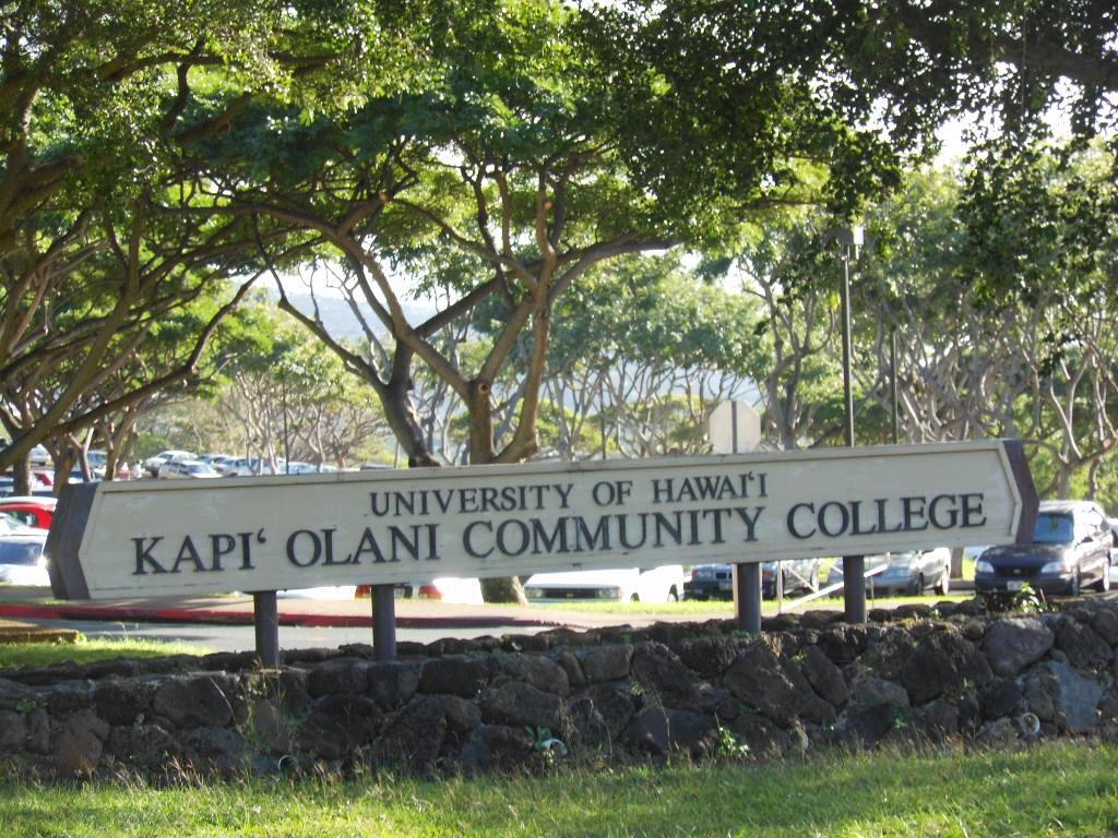 Kapiolani Community College Campus Apartments For Rent Abodo