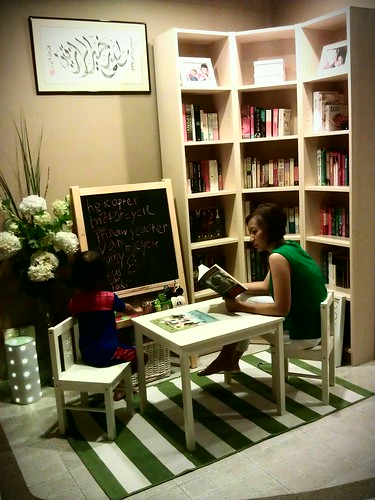 mini library