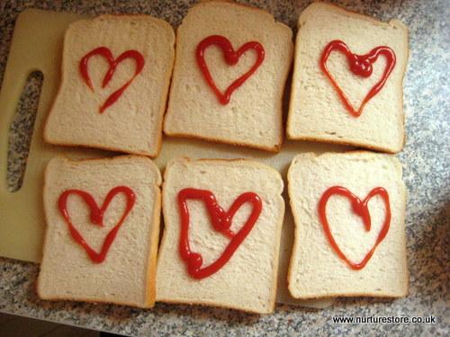 valentine food for kids