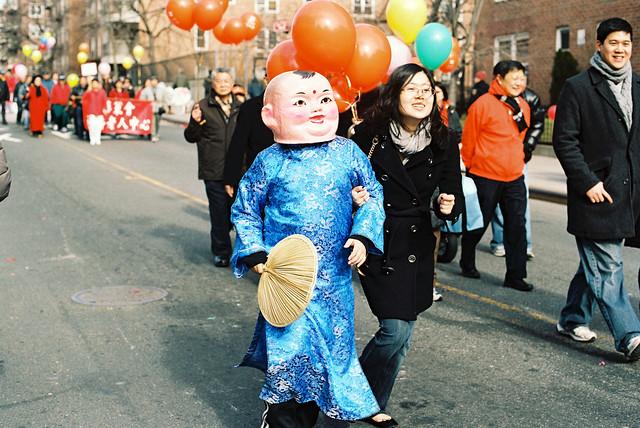 Chinese New Year 2012-Flushing