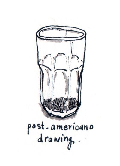 Post-Americano