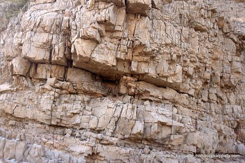 Ophiolite Mountain Wadi Bih