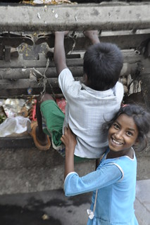 Helping Hands by American Center Mumbai, on Flickr
