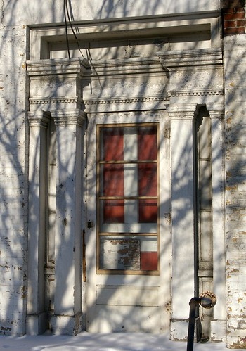 Front Door, Birge / Welton house