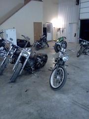 LOL A Few Bikes