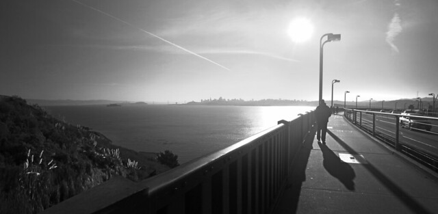 north side of Golden Gate Bridge, San Francisco (2012)