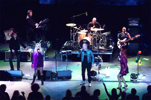 The B-52's at the Classic Center 2