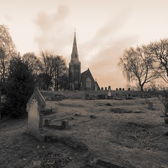 Witton Cemetery by t0m1kaze