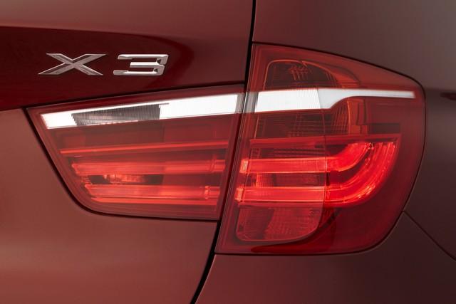 BMW X3 TwinPower Turbo