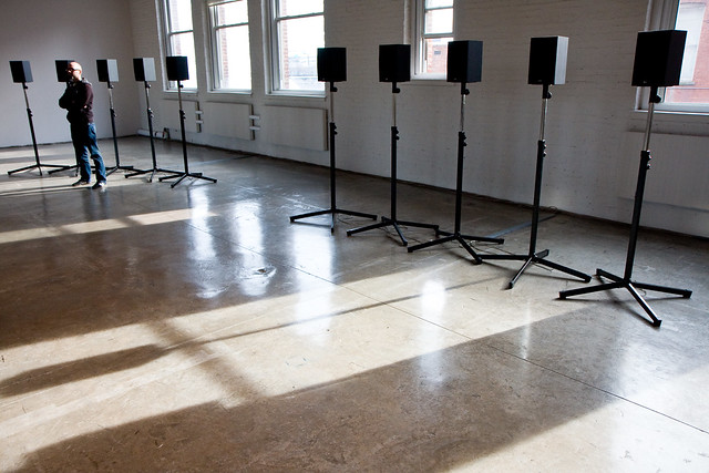 Janet Cardiff, Forty-Part Motet, PS1