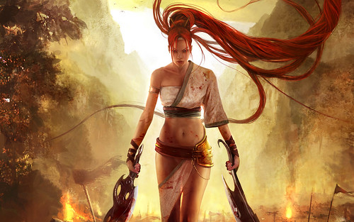 01 - Heavenly Sword
