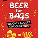 Beer for Bags is Back