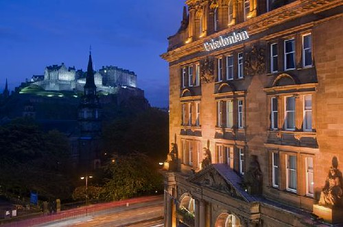 The Caledonian, A Waldorf Astoria Hotel in Edinburgh