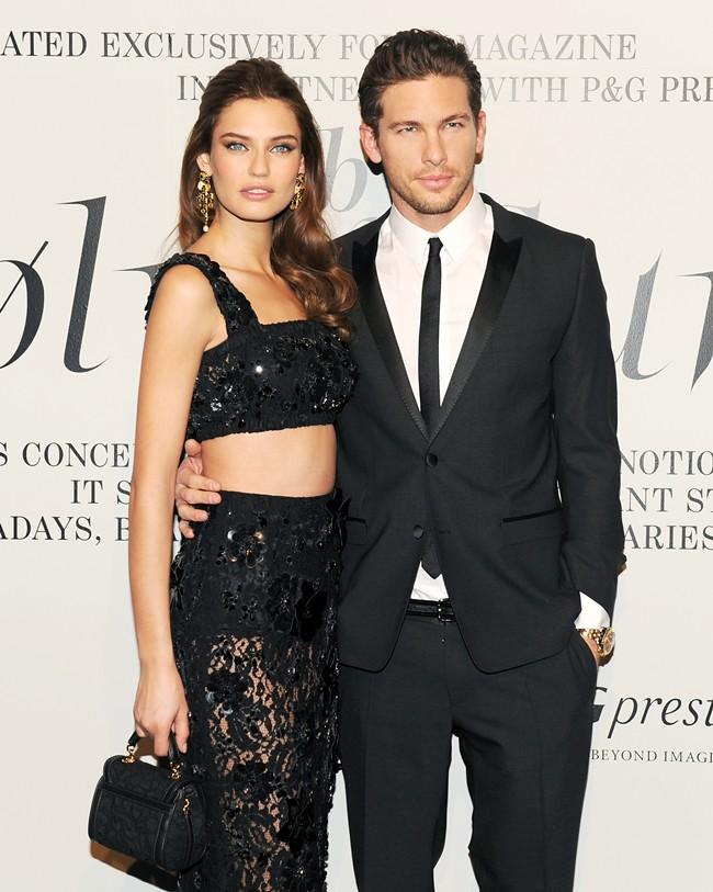 8 - Bianca Balti und Adam Senn