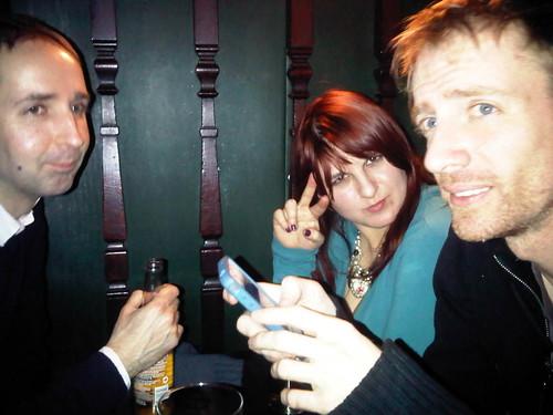 Rob, Elise, Gid