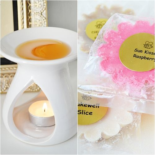 busy bees candles