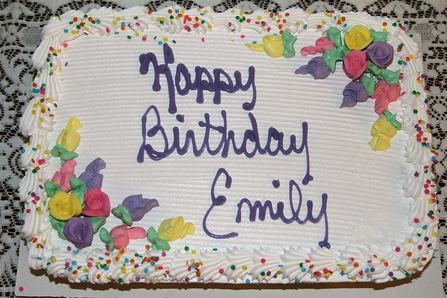 Emily s 12th Birthday Cake Explore Jim, the Photographer ...