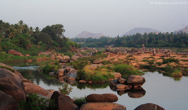 Hampi at Dawn