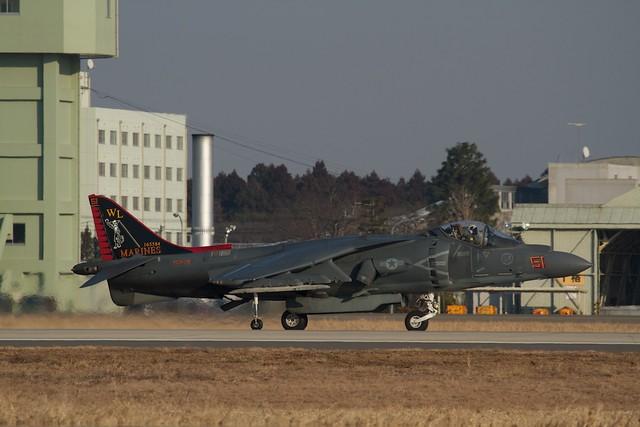 U.S.MARINE VMA-311 AV-8B Harrier II