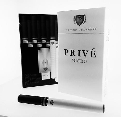 Privé Electronic Cigarettes