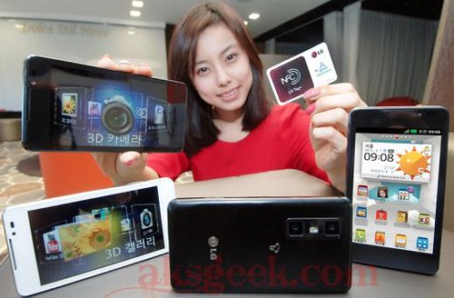 LG Optimus 3D Max or Optimus 3D Cube