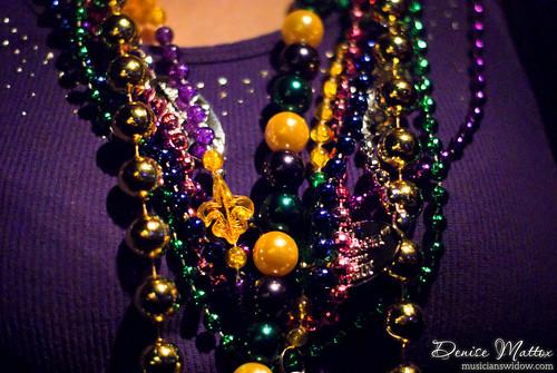 104: Mardi Gras Beads