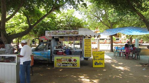 Koh Samui Lomprayah Pier & Wat Napalarn サムイ島ロンプラヤピア周辺 (9)