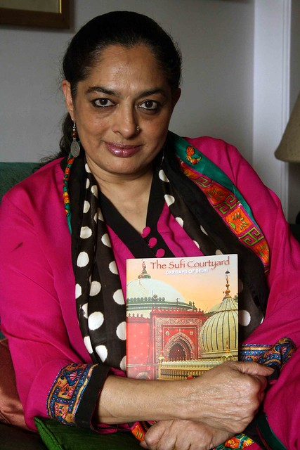 City Moment – Sadia Dehlvi's The Sufi Courtyard, Nizamuddin East