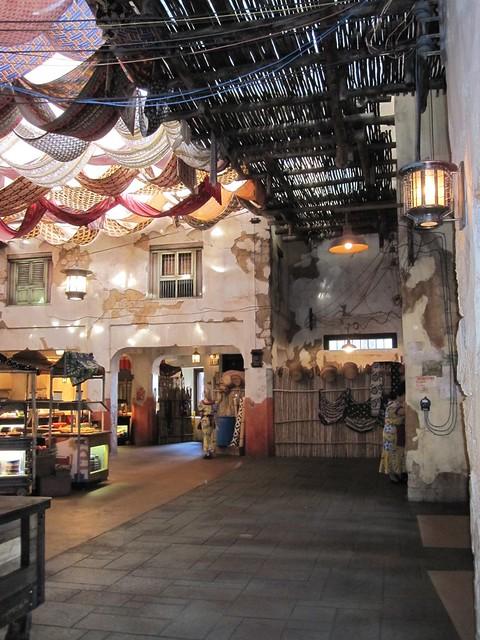 Inside Tusker