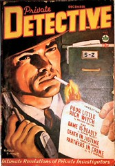 111a Private Detective Canada Dec-1942 Includes Tell It to the F.B.I. by E. Hoffmann Price