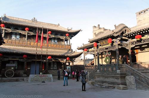 Pingyao Courtyard