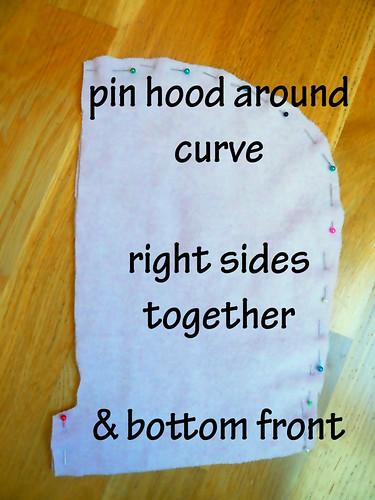 hoodie tutorial