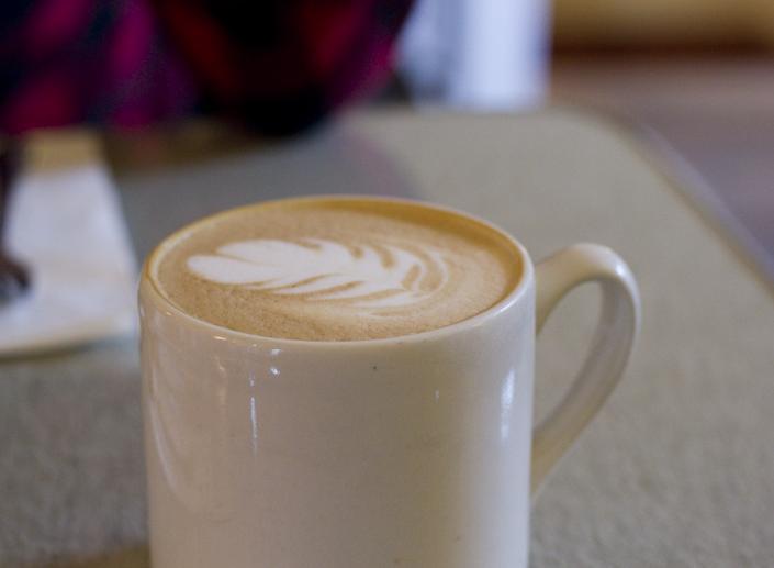 Hi Spot Cafe.
