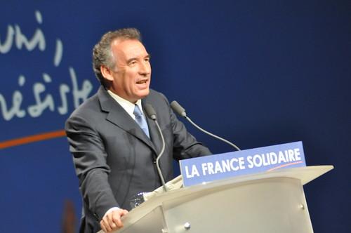 François Bayrou by Pirlouiiiit 15042012