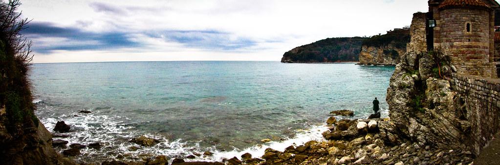Montenegros coast