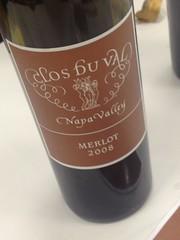 Clos du Val Napa Valley Merlot